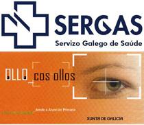 Optica Tambre colabora en el programa Ollo cos ollos, Xunta de Galicia